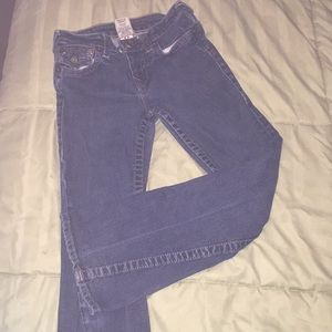Girls True Religion Jeans size 8